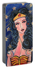 There's A Wonder Woman In Us All Portable Battery Charger
