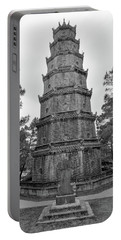 Thien Mu Pagoda Portable Battery Charger