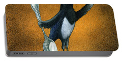 Magpies Portable Batteries Chargers