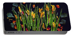 Think Spring Asparagus Portable Battery Charger