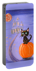 Things I Like Best At Halloween Portable Battery Charger