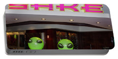 Thirsty Aliens Desire Sake Portable Battery Charger