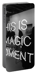 This Is A Magic Moment Portable Battery Charger