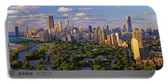 This Is Lincoln Park With Diversey Portable Battery Charger