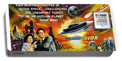 This Island Earth Science Fiction Classic Movie Portable Battery Charger