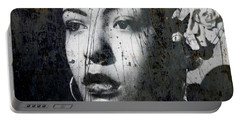 This Ole Devil Called Love  Portable Battery Charger by Paul Lovering