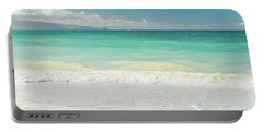 Portable Battery Charger featuring the photograph This Paradise Life by Sharon Mau