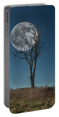 This Tree Holds The Moon Portable Battery Charger