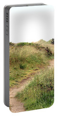This Way To The Beach Portable Battery Charger by Joseph Skompski