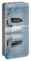 Portable Battery Charger featuring the photograph This Way by Tony Beck