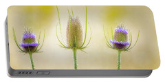 Thistle Heads Portable Battery Charger