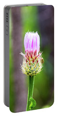 Thistle In The Canyon Portable Battery Charger