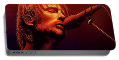 Thom Yorke Of Radiohead Portable Battery Charger
