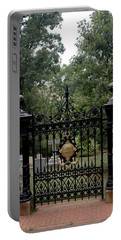 Thomas Jefferson Grave Site Monticello Portable Battery Charger
