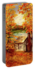 Thoreau's Cove Portable Battery Charger