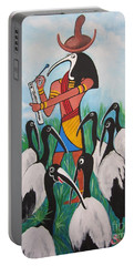 Thoth - What's With The Sombrero Portable Battery Charger
