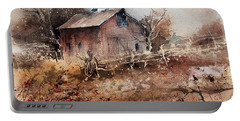 Thoughts Of Autumn Portable Battery Charger