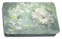 Portable Battery Charger featuring the photograph Thoughts Of You by Linda Lees