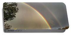 Thread City Double Rainbow  Portable Battery Charger