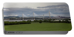 Three Bridges Over The Forth Portable Battery Charger