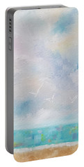 Three By The Sea Portable Battery Charger