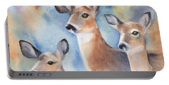 Three Deer Portable Battery Charger