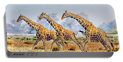 Three Giraffes Portable Battery Charger