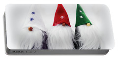 Three Gnomes 2 Portable Battery Charger