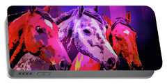 Three Horses Portable Battery Charger