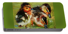 Three Little Ducks Portable Battery Charger