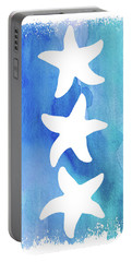 Three Starfish  Portable Battery Charger