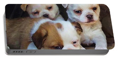 Three Sweeties Portable Battery Charger