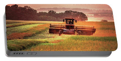 Swathing On The Hill Portable Battery Charger