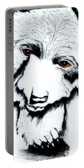 Through The Bears Eyes Portable Battery Charger