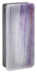 Through The Veil Portable Battery Charger by Asha Carolyn Young