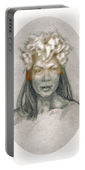 Through The Veil Portable Battery Charger