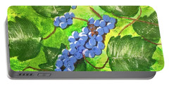 Through The Vines Portable Battery Charger