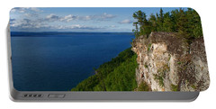 Thunder Bay Lookout Portable Battery Charger