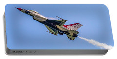 Portable Battery Charger featuring the photograph Thunderbird #5 by Nick Zelinsky