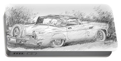 Thunderbird Sketch Portable Battery Charger