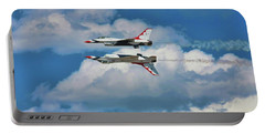 Thunderbirds Inverted Portable Battery Charger