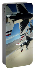 Thunderbirds Photo Portable Battery Charger