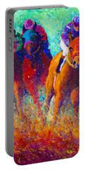 Thundering Hooves Portable Battery Charger