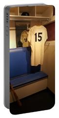 New York Yankee Captian Thurman Munson 15 Locker Portable Battery Charger