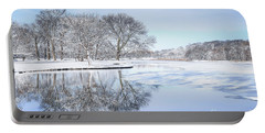 The March Of Winter Portable Battery Charger
