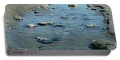 Portable Battery Charger featuring the photograph Tidal Pools by 'REA' Gallery