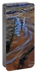 Portable Battery Charger featuring the photograph Tide Flow by Craig Wood