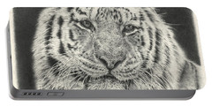 Tiger Drawing Portable Battery Charger