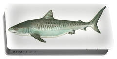 Tiger Shark,  Portable Battery Charger
