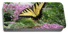 Tiger Swallowtail Portable Battery Charger